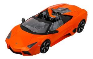 Машинка на радиоуправлении Meizhi. Lamborghini Reventon (оранжевый)