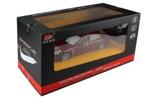 фото Машинка на радиоуправлении Meizhi. Porsche Panamera металлическая (черный) #5