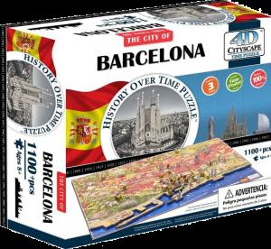 Пазл объемный 'Барселона, Испания'