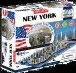 Пазл объемный 'Нью-Йорк, США'
