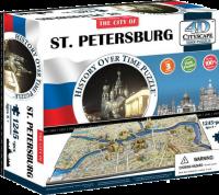 Пазл объемный 'Петербург, Россия'