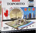 Пазл объемный 'Торонто, Канада'