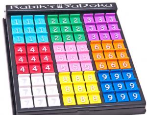 Подарок Настольная игра Rubiks 'Рубик Судоку'