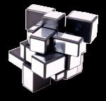 Подарок Зеркальный кубик Rubiks
