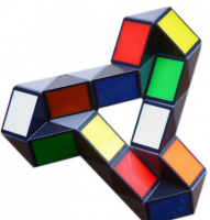 Подарок Змейка Рубика Rubiks