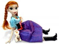 Кукла Beatrice 'Анна' (Холодное седце)