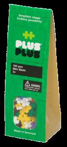 Конструктор Plus-Plus Mini 'Обычный' (100 эл.)