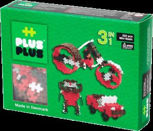 Конструктор Plus-Plus Mini  'Обычный' (220 эл.)