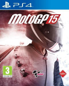игра MotoGP 15 PS4