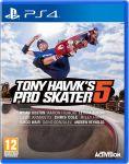 игра Tony Hawks Pro Skater 5 PS4