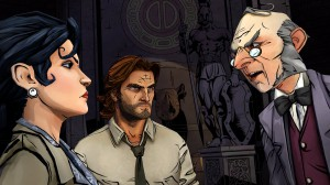 скриншот Wolf Among Us PS4 #10