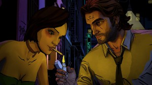 скриншот Wolf Among Us PS4 #12
