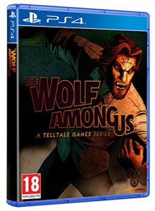 игра Wolf Among Us PS4