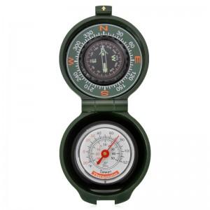 Компас с термометром Coghlan's