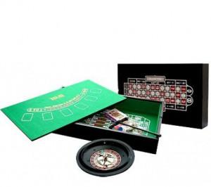 фото Набор  2 в 1: рулетка и мини-покер #2