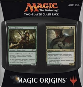 Набор для 2-х игроков 'Origins: Clash Pack'