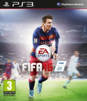 игра Fifa 16 PS3