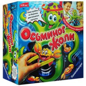 Настольная игра 'Веселый осьминог'