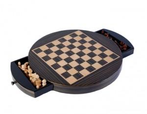 Настольная игра 'Шахматы на магните' (CS71L-12)