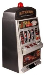 Подарок Игровой автомат 'Однорукий бандит' (TM006)