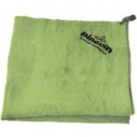 Полотенце Pinguin Towel L Green (60 х 120 см) (PNG 616446.G)