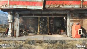 скриншот Fallout 4 PS4 #2