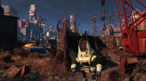 скриншот Fallout 4 PS4 - Русская версия #10