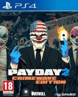 игра Payday 2 Crimewave Edition PS4