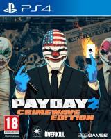 игра Payday 2 Crimewave Edition PS4