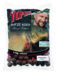 Бойлы Top Secret Matze Koch 20мм 1000г клубника-орех