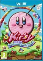 игра Nintendo Wii U Kirby and the Rainbow Paintbrush