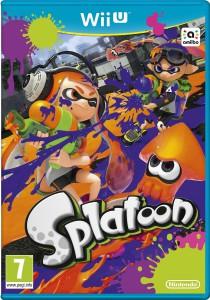 игра Nintendo Wii U Splatoon