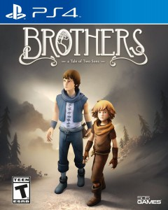 игра Brothers: A Tale of Two Sons PS4 - Русская версия
