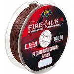 Шнур Lineaeffe Fire Silk PE Coated 0.18 мм