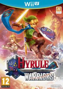 игра Hyrule Warriors Nintendo Wii U