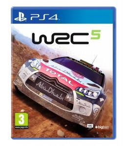 игра WRC 5 PS4