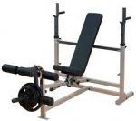Универсальная жимовая скамья Body-Solid Combo Bench GDIB-46