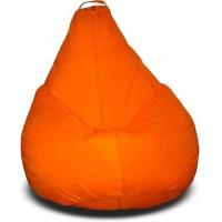Подарок Пуф 'Груша' оранжевая