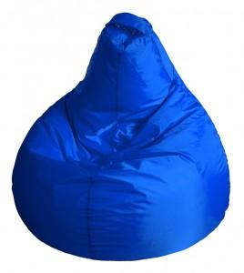 Подарок Пуф 'Груша' синяя