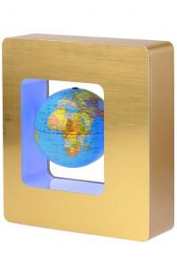 Подарок Глобус-левитация 'В квадрате'