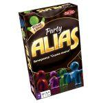 Настольная игра Tactic 'Party Alias' (дорожная версия) (53370)