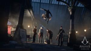 скриншот Assassin's Creed: Syndicate PS4 - Assassin's Creed: Синдикат. Специальное издание - Русская версия #5