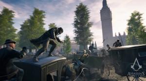 скриншот Assassin's Creed: Syndicate PS4 - Assassin's Creed: Синдикат. Специальное издание - Русская версия #6