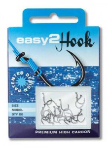 фото Крючок Easy-2-Hook безузловой Allround №1 (20 шт) #2