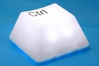 Подарок Светильник 'Кнопка Ctrl'