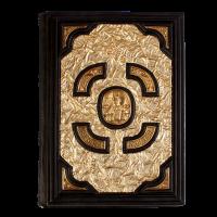 Книга Библия 'Златая' с иконой (M2)