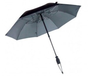 Зонт Euroschirm teleScope (black)