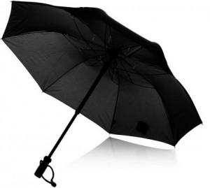 Зонт Euroschirm teleScope handsfree (black)
