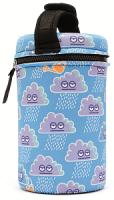 Подарок Термоконтейнер Laken Kukuxumusu 0.4 L Nubes blue + NP Cover