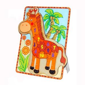 Пазл жирафик 'Сеня'